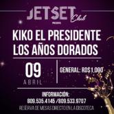 KIKO EL PRESIDENTE & AÑOS DORADOS DEL MERENGUE