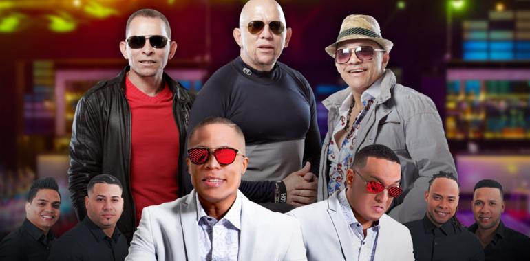 Los Hermanos Rosario y Chiquito Team Band