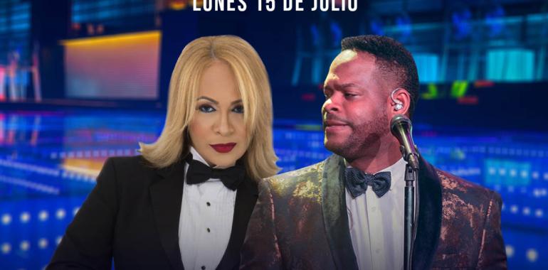Miriam Cruz y Yiyo Sarante este lunes en Jet Set