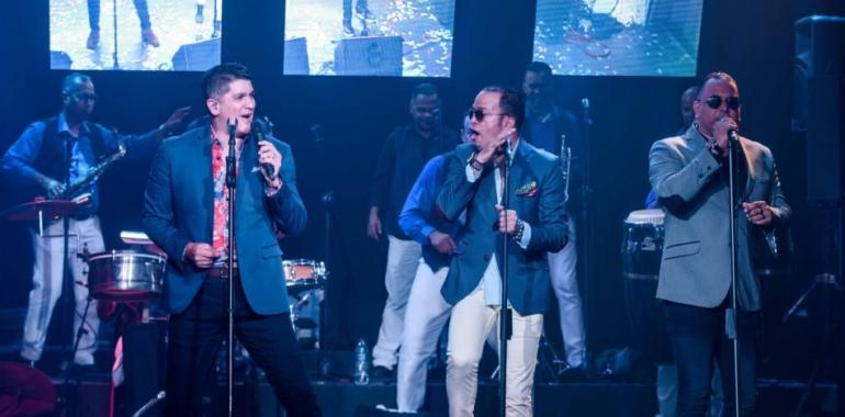 Eddy Herrera, Teodoro Reyes y Banda Real este lunes en Jet Set